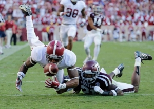 Stan's Forecast: Tennessee Volunteers at No. 8/8 Alabama Crimson Tide (via Crimson Magazine)