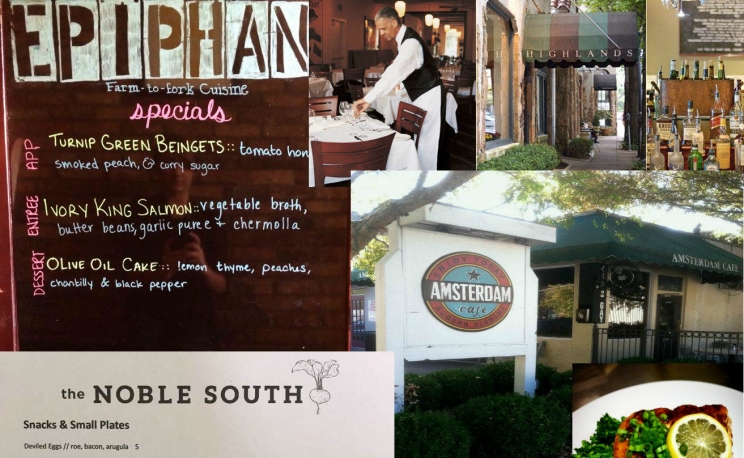 Five Best Farm-to-Table Restaurants in Alabama