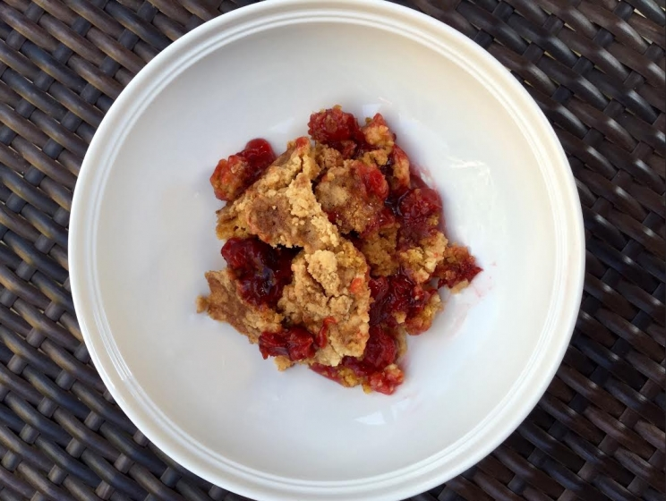 Fast, easy and delicious recipes: Cherry Dump Cake
