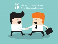 The five most critical things to know when buying a business